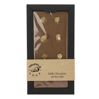 Молочный шоколад с трюфелем