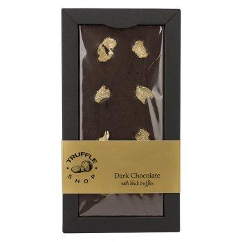 Тёмный шоколад с трюфелем
