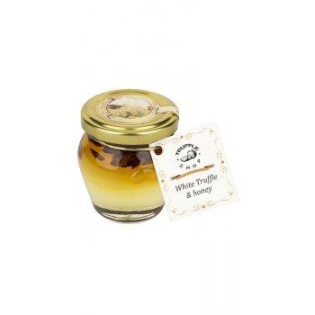 Мёд с трюфелем 120 гр (белый трюфель)