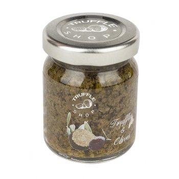 Трюфели и оливки 50 гр