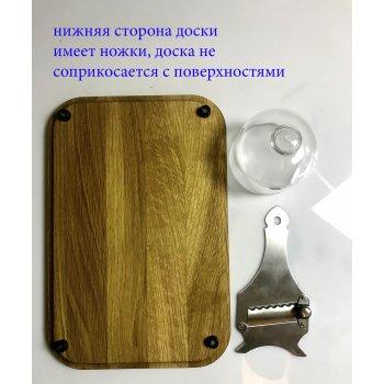 Трюфельная доска и нож